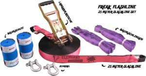 Freak Flashline Set - 25 Meter pink Image