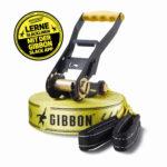 Slackline Testbericht: Gibbon Classic 15 Meter Set