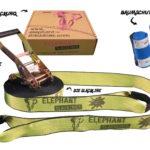 Slackline Testbericht: Rookie Flashline Set 15 Meter neon - Anfänger Set